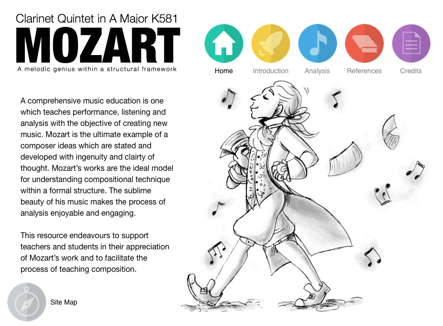 Mozart Clarinet Quintet Resource