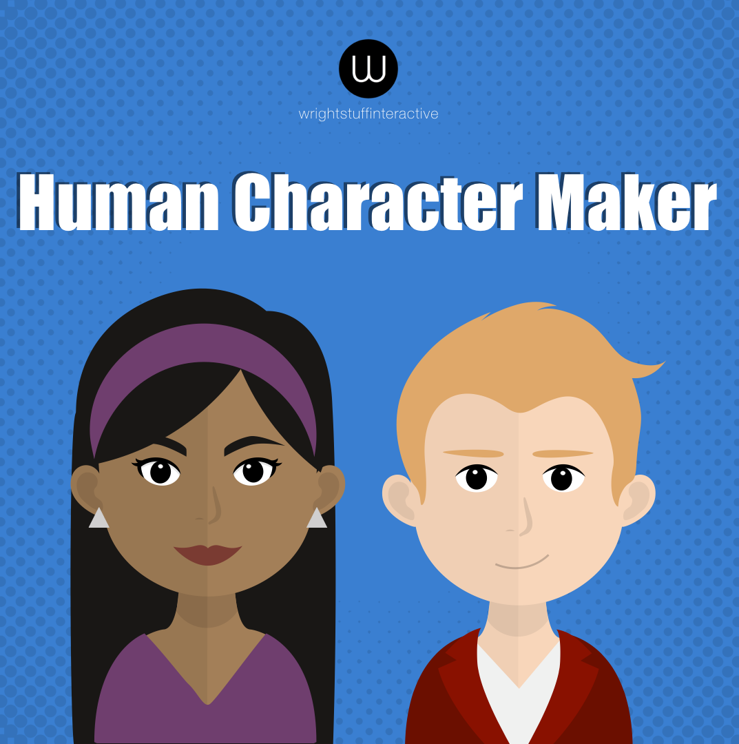 Wrightstuff Interactive  | Keynote Character Template